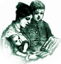 motherchildreading